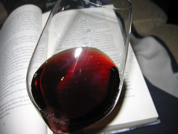 Barbaresco im Glas
